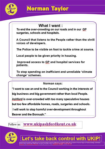 UKIP Ashford